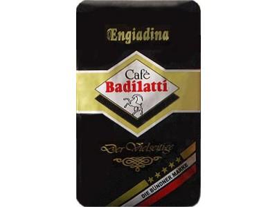 Кофе в зернах Badilatti Engiadina (Бадилатти Энгадина), 500 г