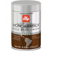 Кофе в зернах ILLY Brazil (Илли Бразил), 250 г