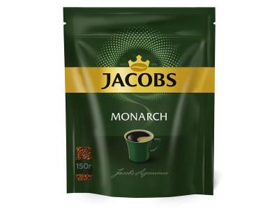 Кофе Якобс Монарх (растворимый), 150 гр.