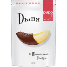 Дыня Pupo в глазури, 200 г